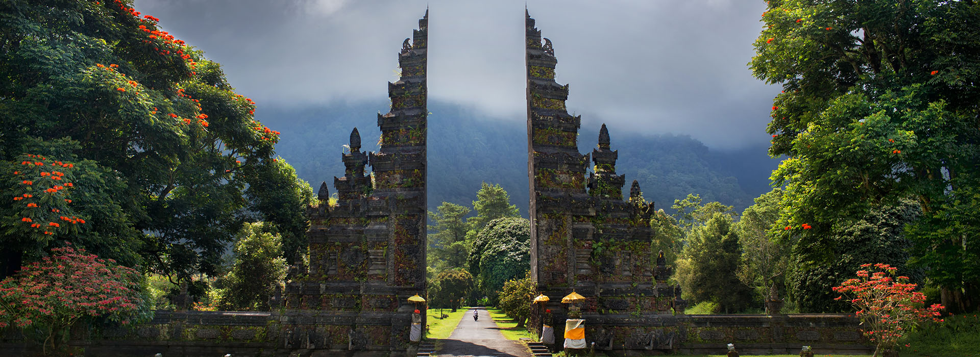 Indonesian gates